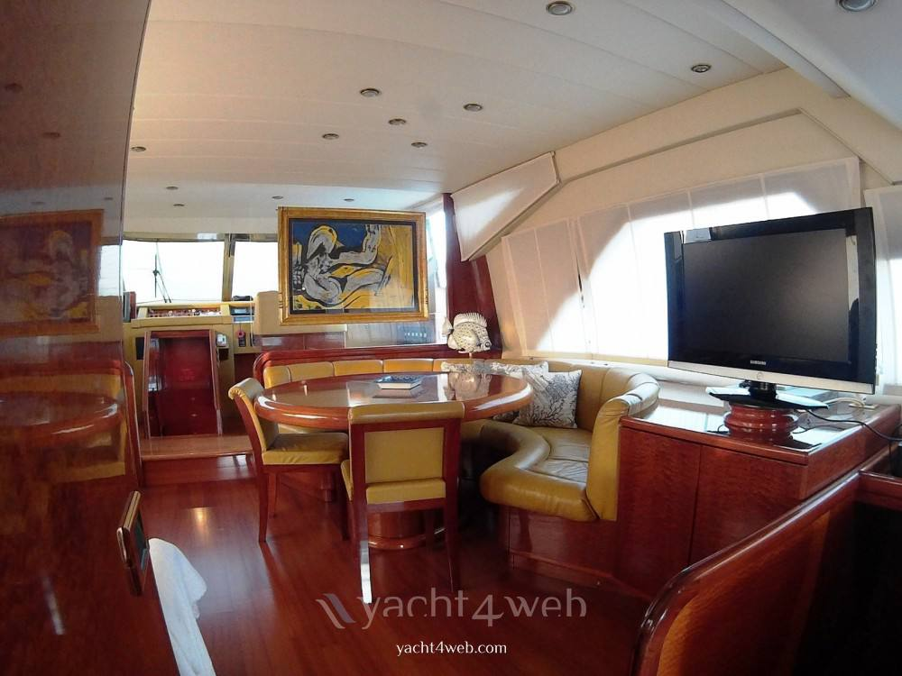 POSILLIPO Technema70 charter