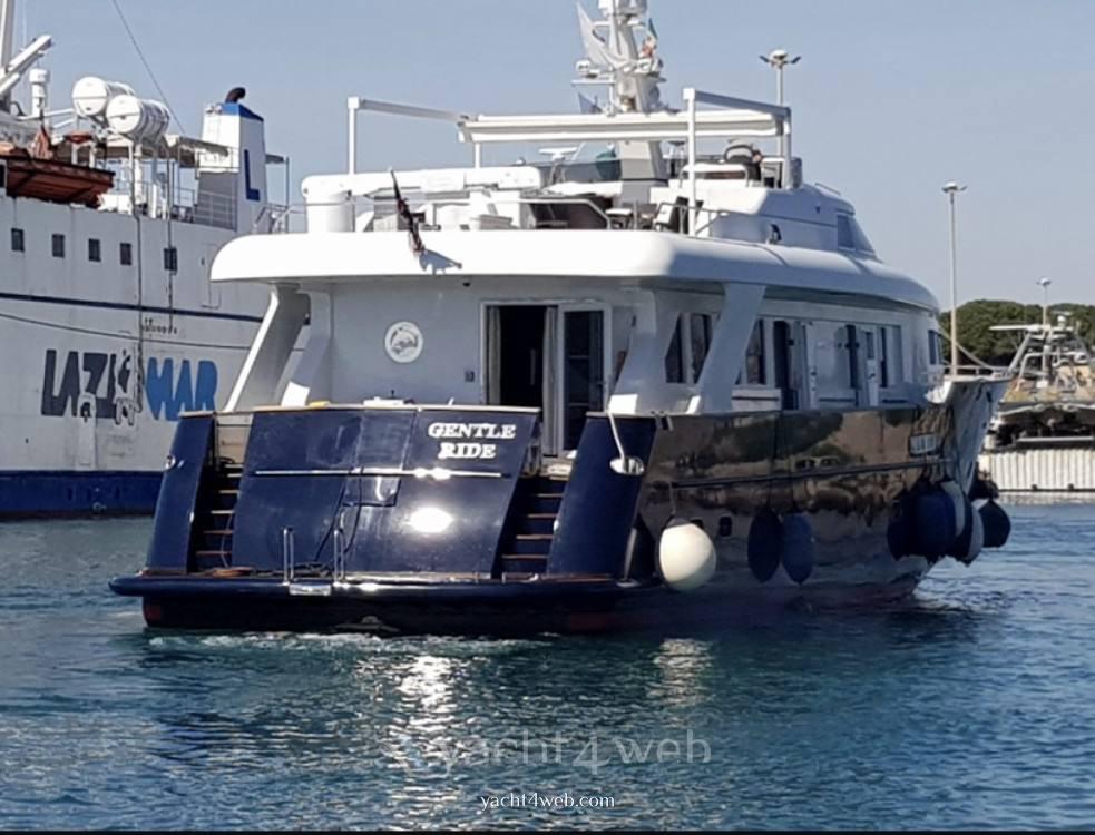 BENETTI Sail division Motor boat charter