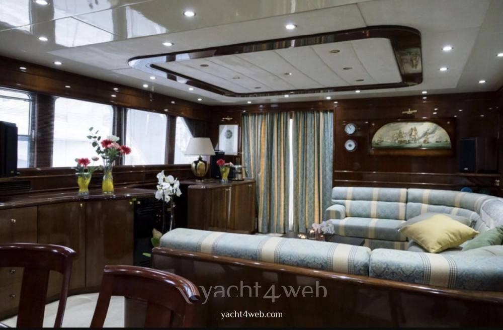 BENETTI Sail division motor boat