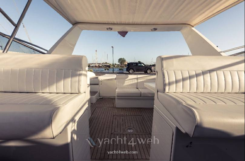 Alfamarine 50open Motor boat used for sale