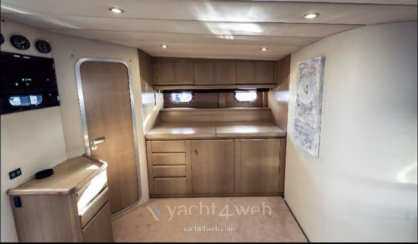 Alfamarine 50open motor boat