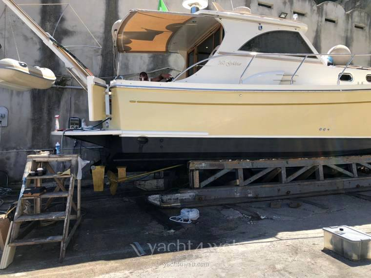 Cantieri Estensi 360 goldstar c Hard top