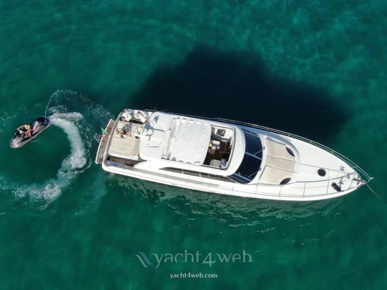 ilver vista 58 Motor boat used for sale