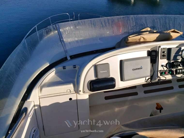 Janneau prestige 46 fly Motorboot gebraucht zum Verkauf