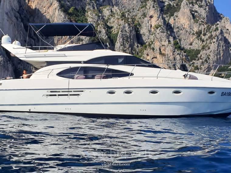 Azimut 52 fly Barca a motore usata in vendita