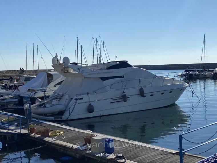 Azimut 52 fly barca a motore