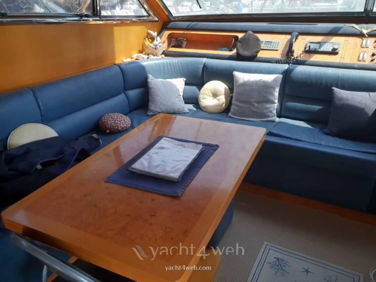 San Lorenzo 57 barca a motore