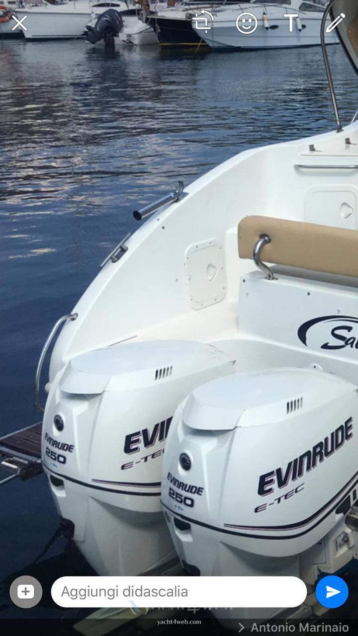 Saver Imbarcazioni Saver 690 cabin sport Cabina di prua
