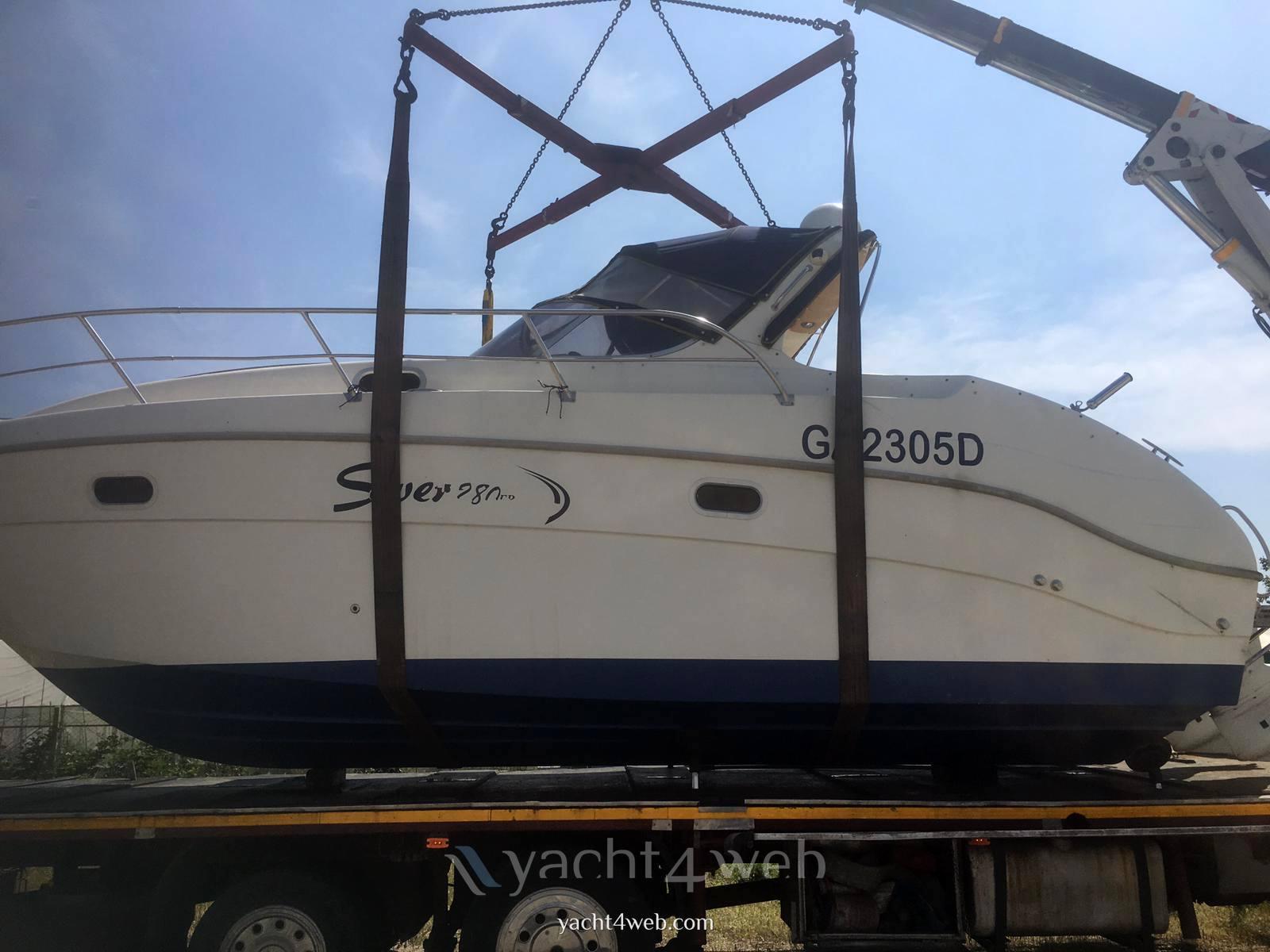 Saver Imbarcazioni Saver 690 cabin sport barca a motore