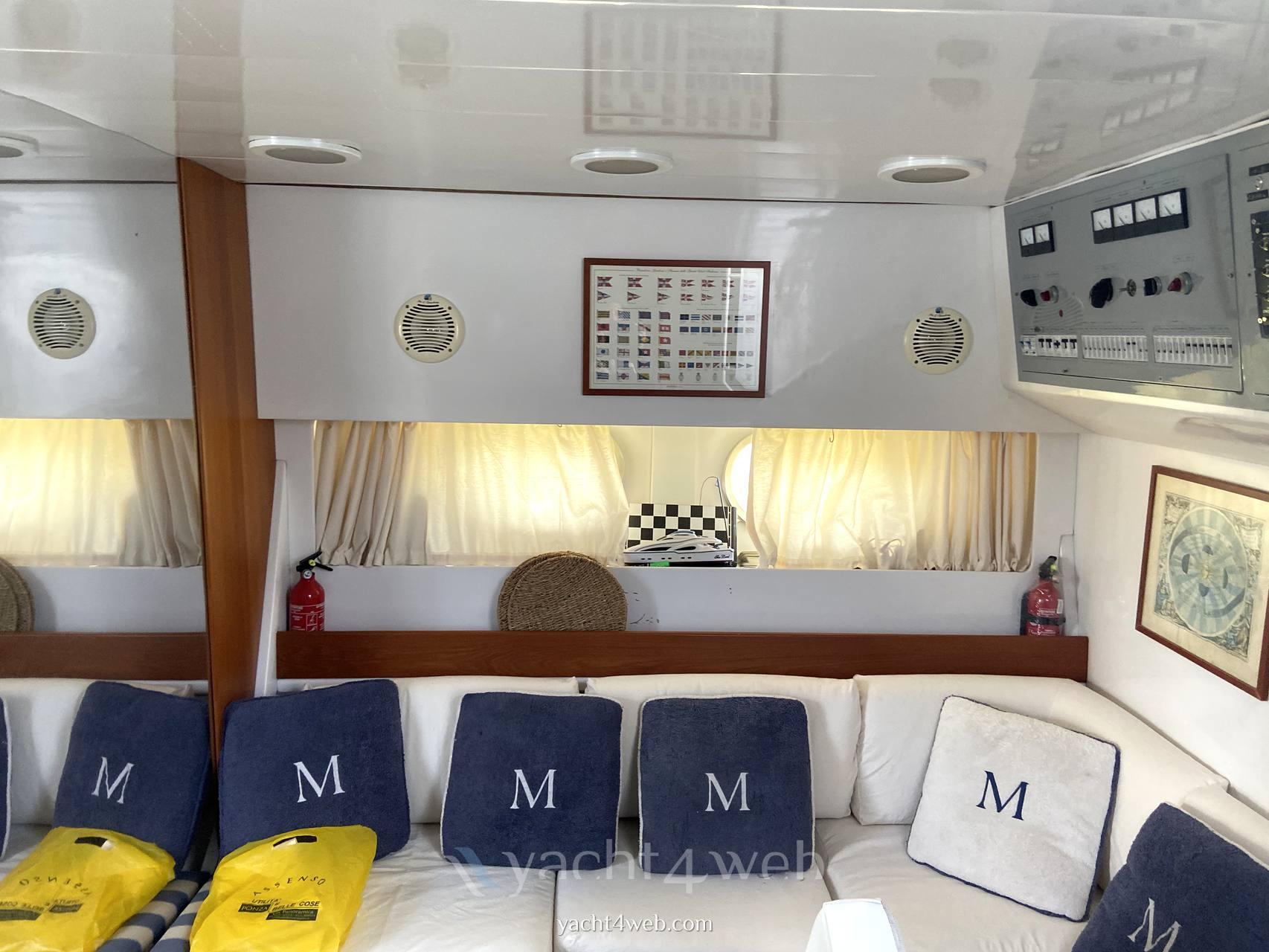 Cantieri di Baia Baia b50 Motor boat used for sale