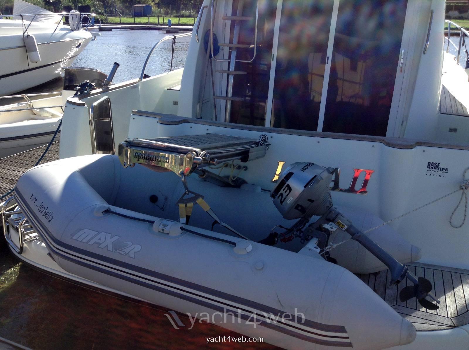 Starfisher 34 cruiser used