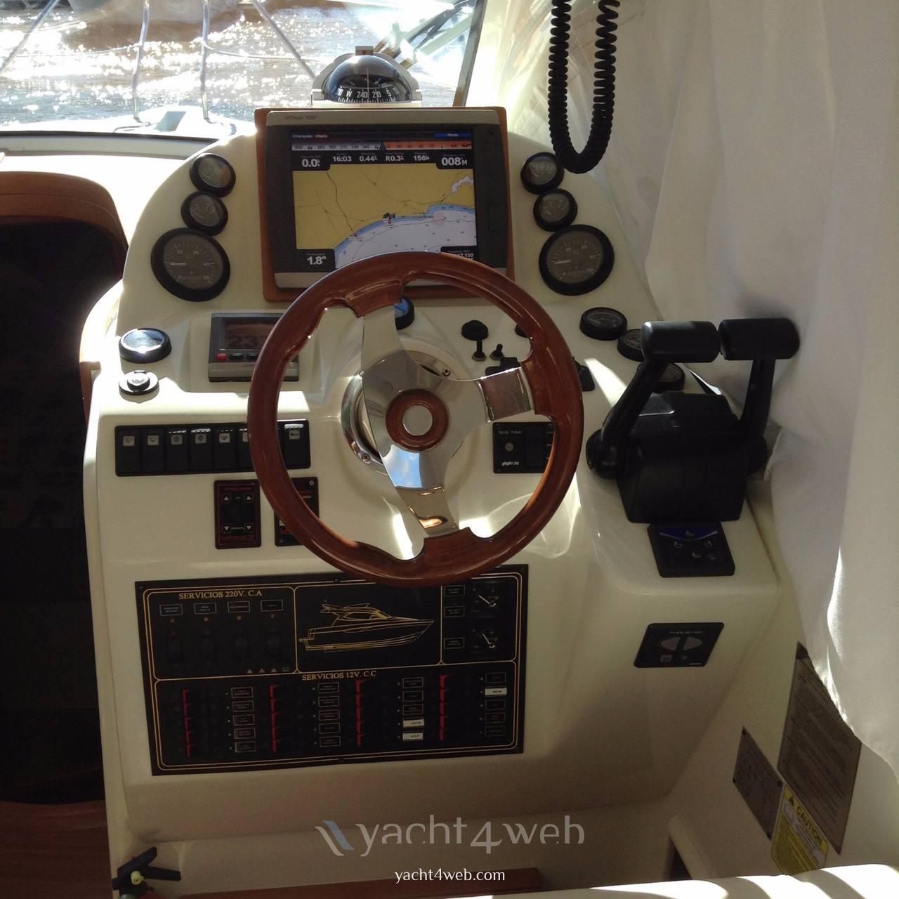 Starfisher 34 cruiser Pesca in mare usato