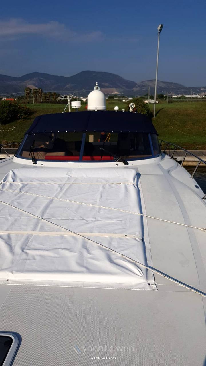 Rizzardi 50 top line barca a motore