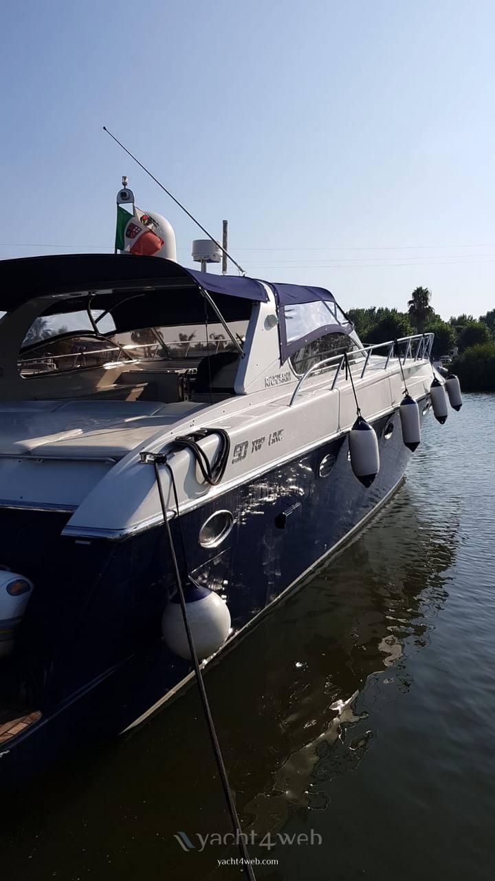 Rizzardi 50 top line Barca a motore usata in vendita