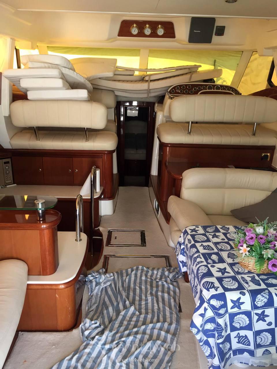 Janneau Prestige 46 barco de motor