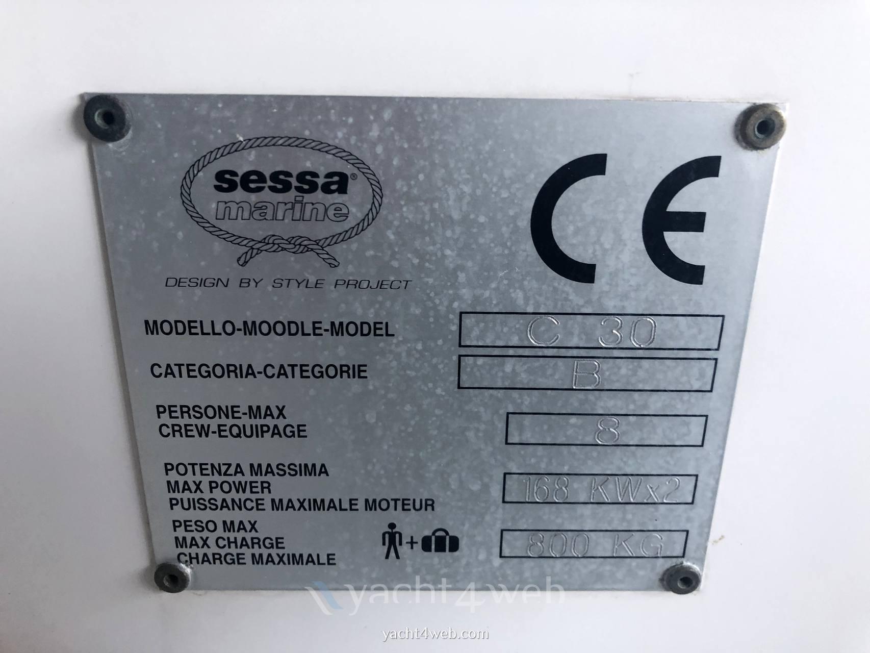 Sessa Marine C 30 used
