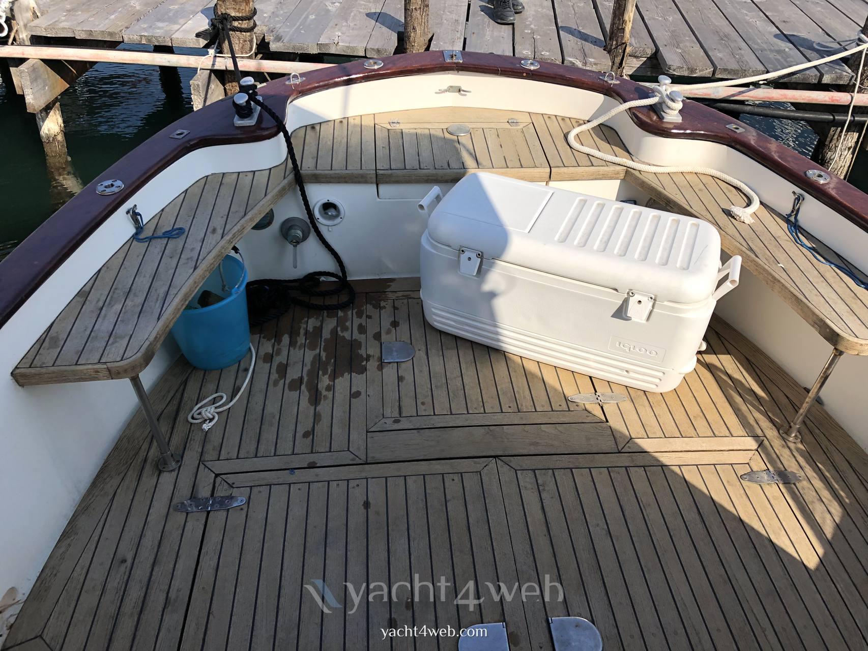 Sciallino 27 Pesca in mare