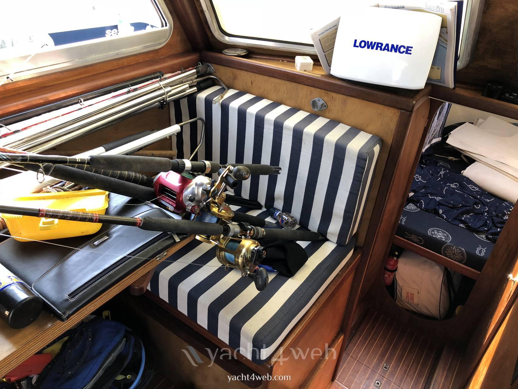 Sciallino 27 barca a motore