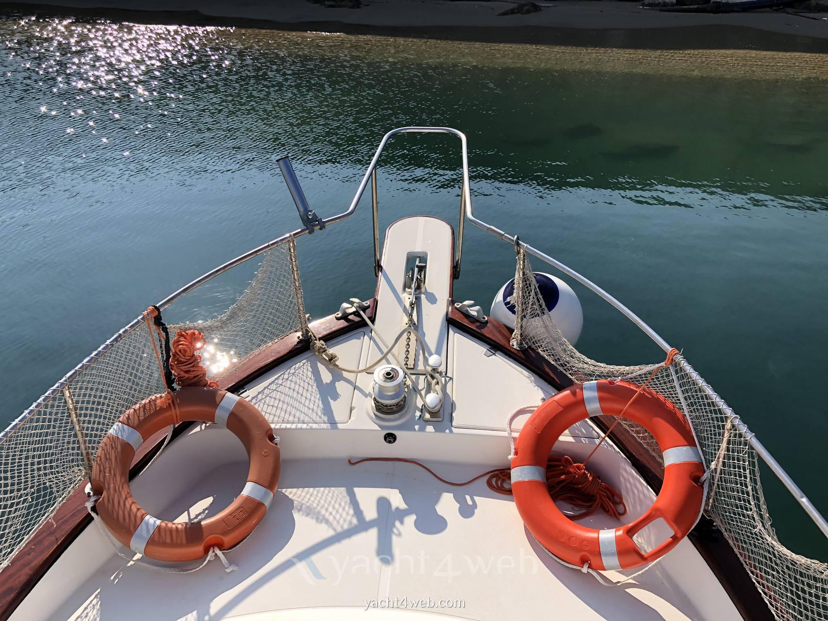 Sciallino 27 Pesca in mare usato