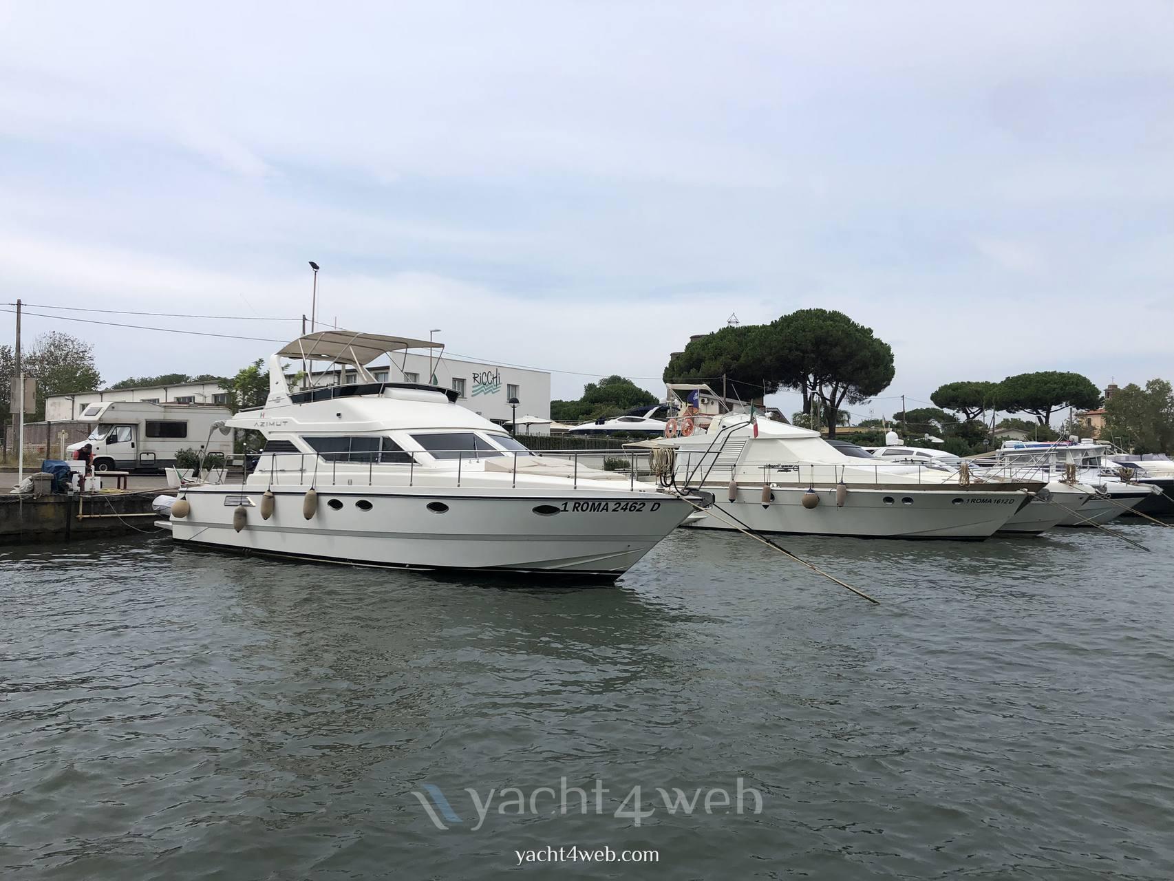 Azimut 45 fly motor boat