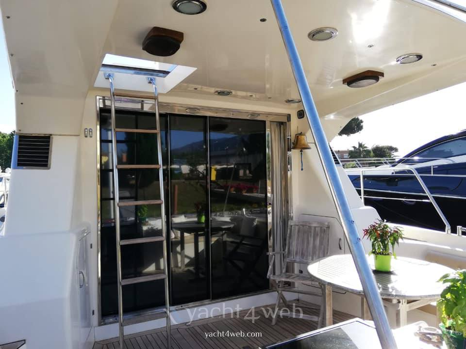 Azimut 45 fly Aft Cabin used