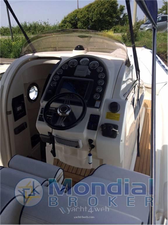 BWA 34 barca a motore