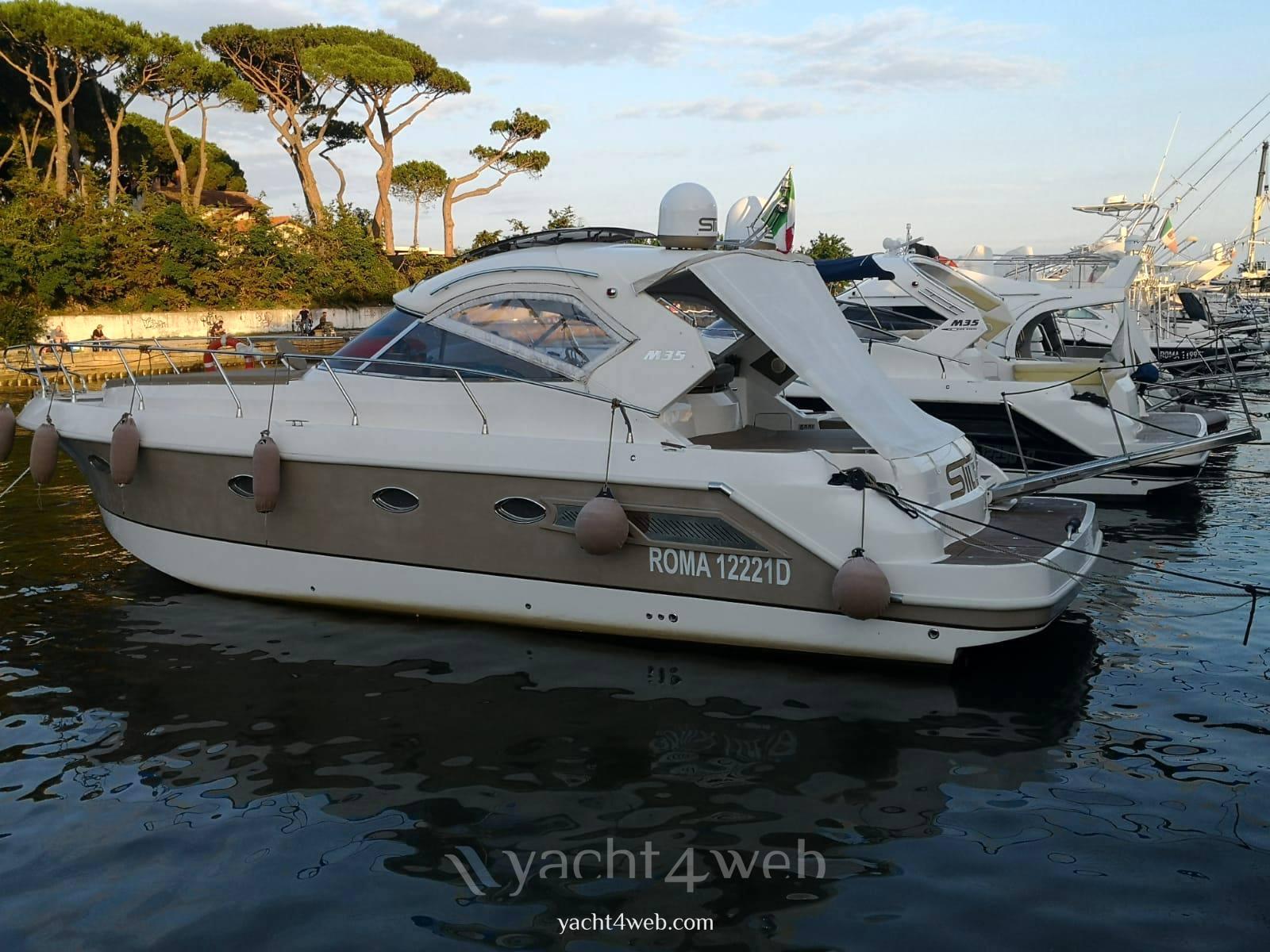 MANO' MARINE 35 ht Barco a motor usado para venda