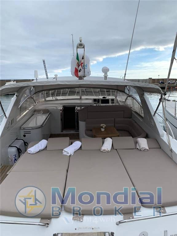 Rizzardi 50 top line Motor boat used for sale