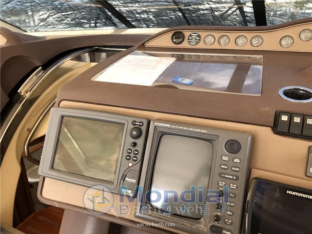 Princess Yachts Princess v65 ht Barge used