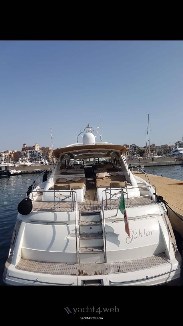 Princess Yachts Princess v65 ht Barge