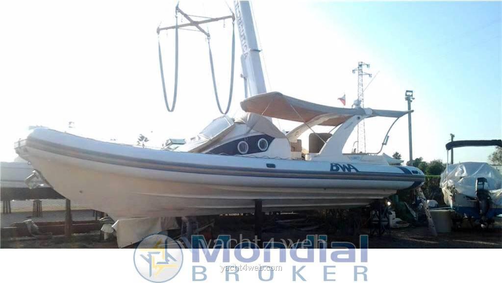 BWA 34 cabin Motoryacht