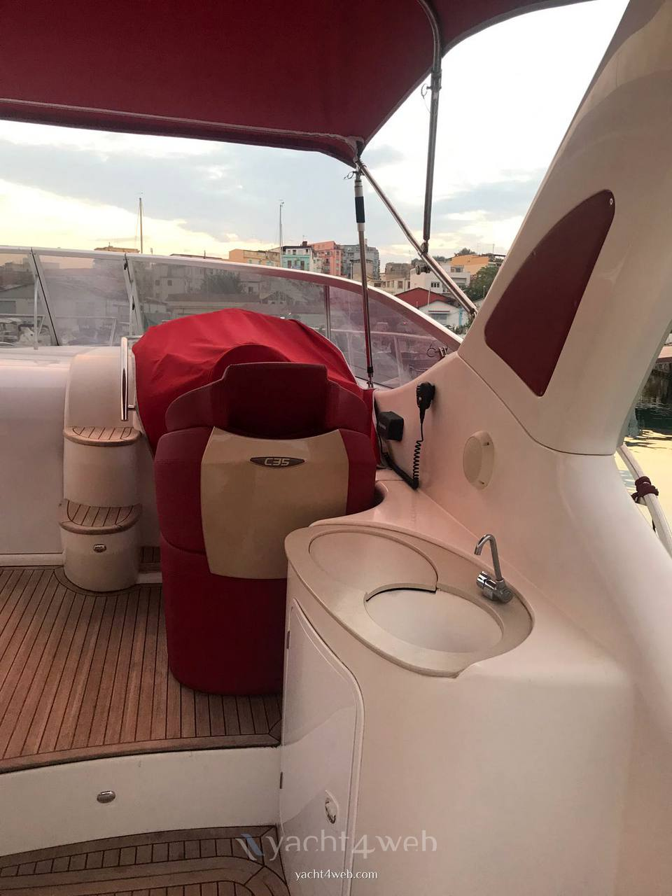 Sessa Marine Sessa c35 Motor boat used for sale