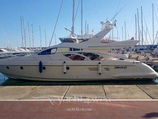 Azimut Yachts 50 fly USATA