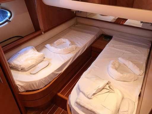 CANTIERI DEL TIRRENO CANTIERI DEL TIRRENO Cayman 58 ht wa