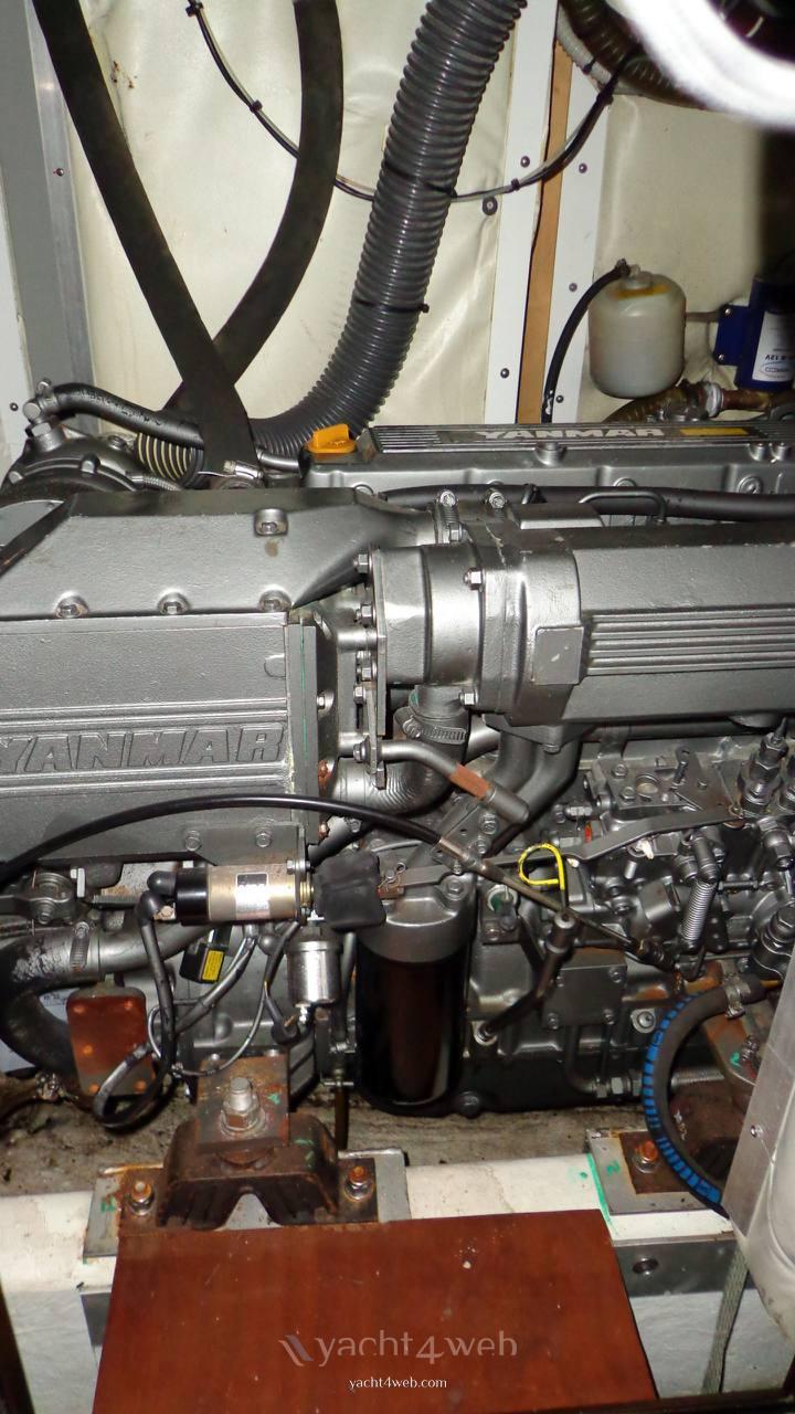 FRANCHINI 53l Engine