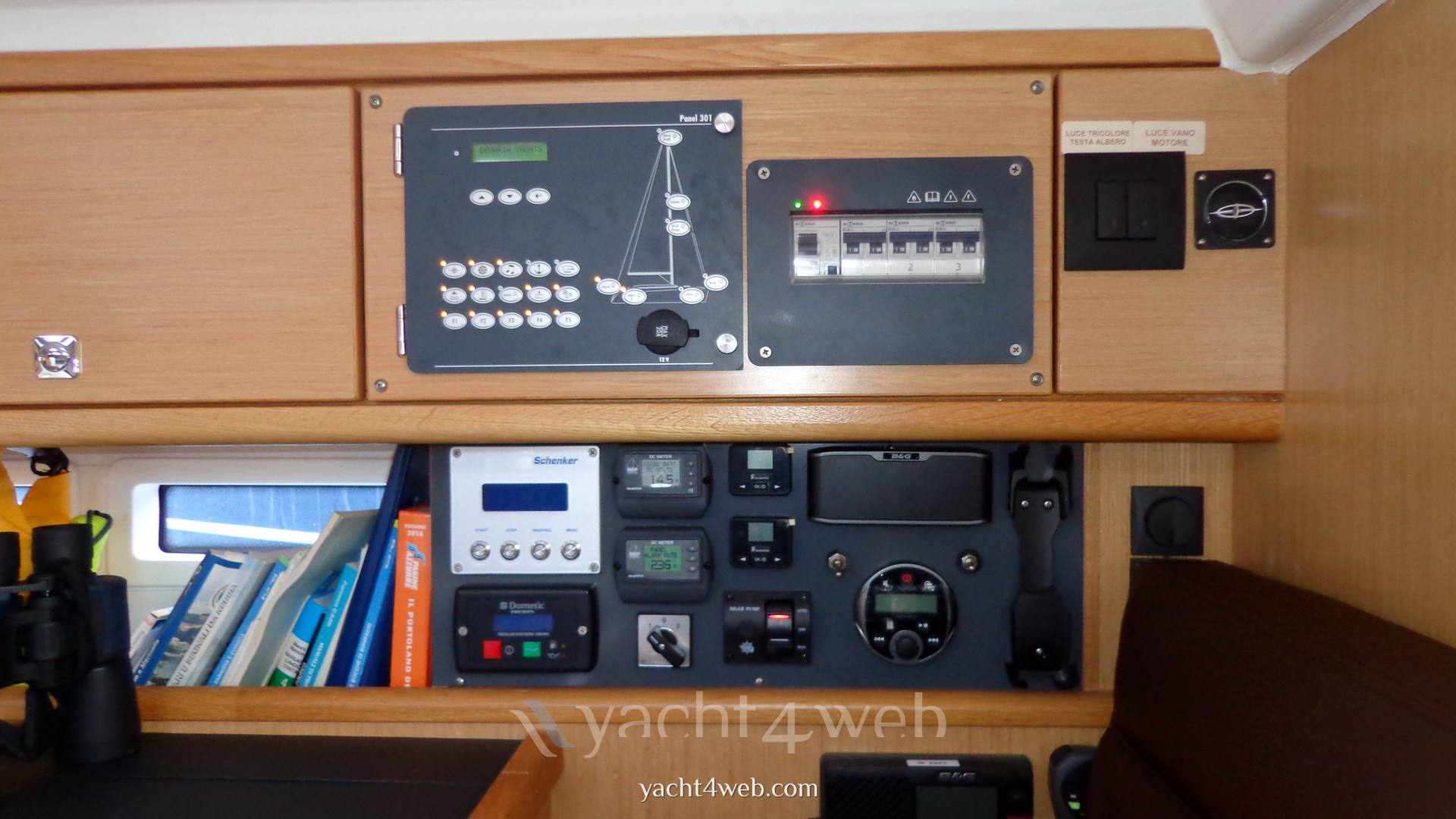 BAVARIA Cruiser 56 barca a vela