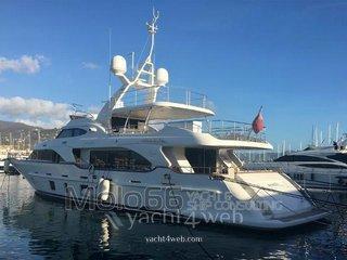 Benetti yachts Benetti 105 tradition