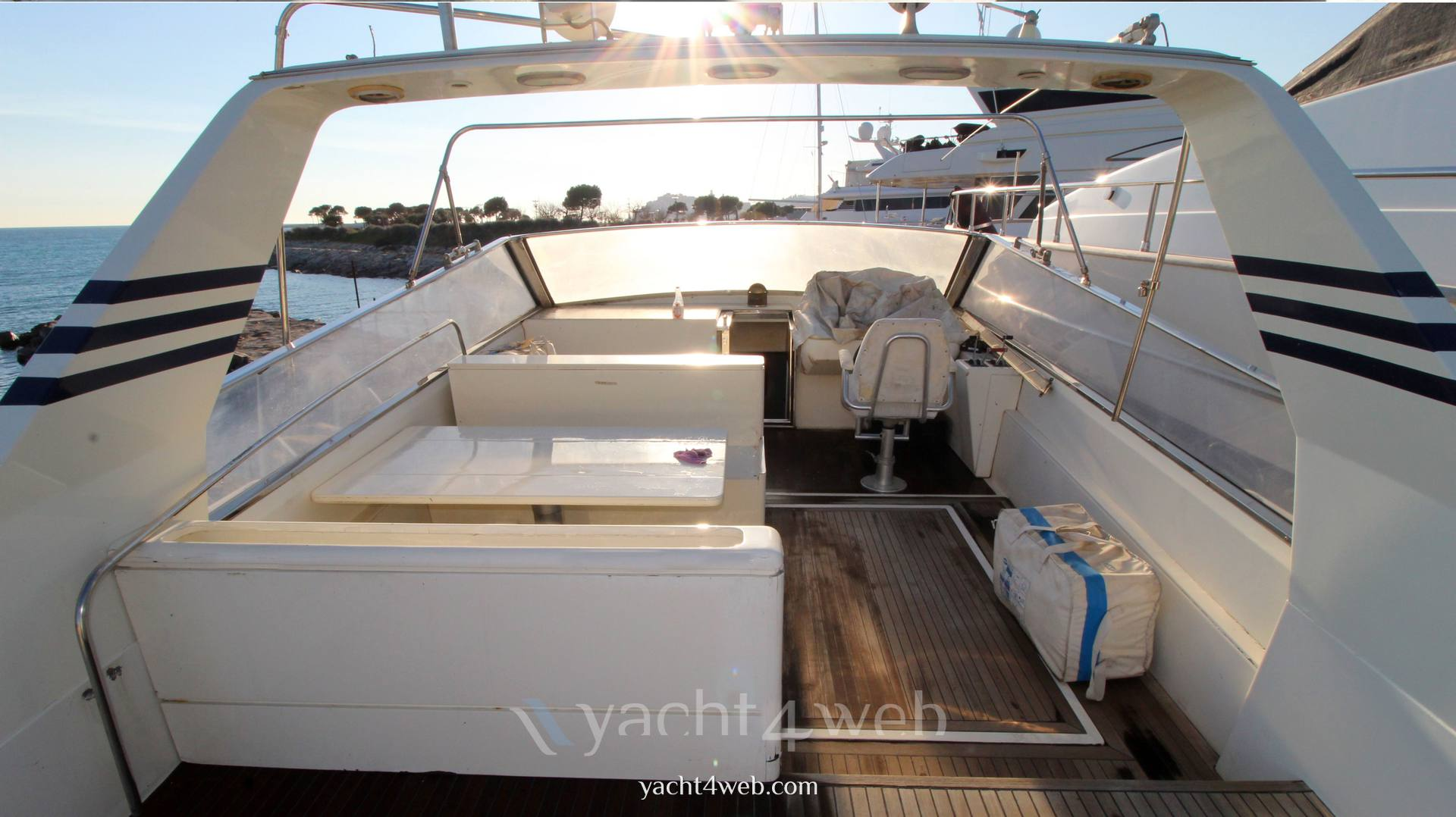 Dual Craft 56 open Motor boat used for sale