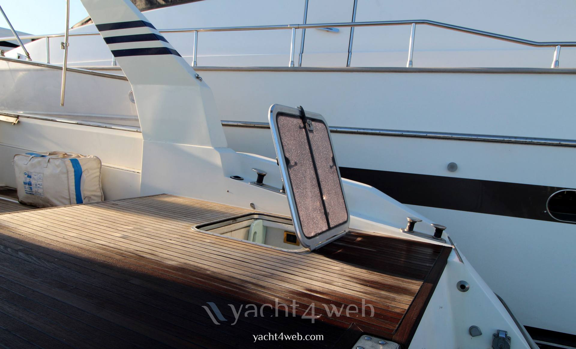 Dual Craft 56 open motor boat