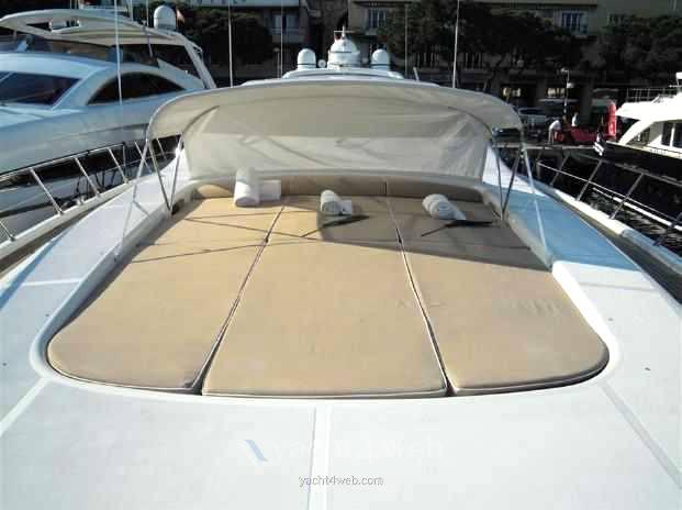 Mangusta 108 motor boat