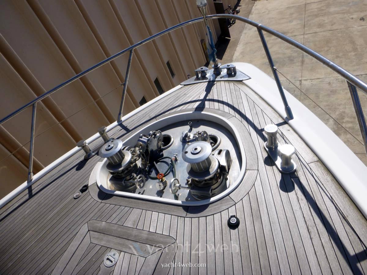 Mangusta 108 Motor yacht