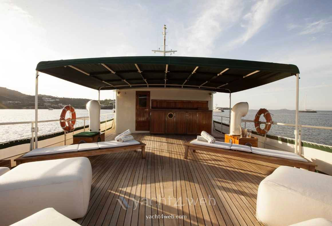 """Solimano Tug yacht 78 """"maria teresa"""" Remorqueur"""