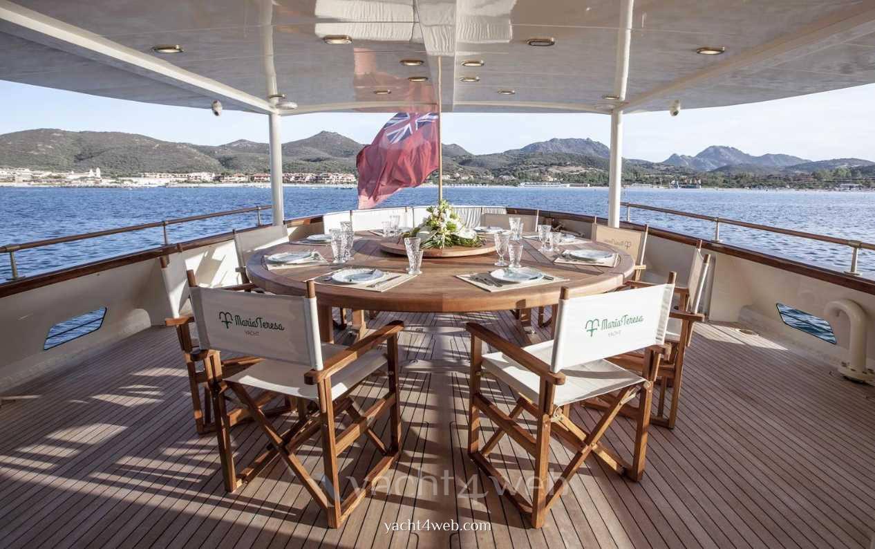 "Solimano Tug yacht 78 ""maria teresa"" occasion"