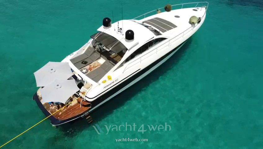 Pershing 60 Barca a motore usata in vendita