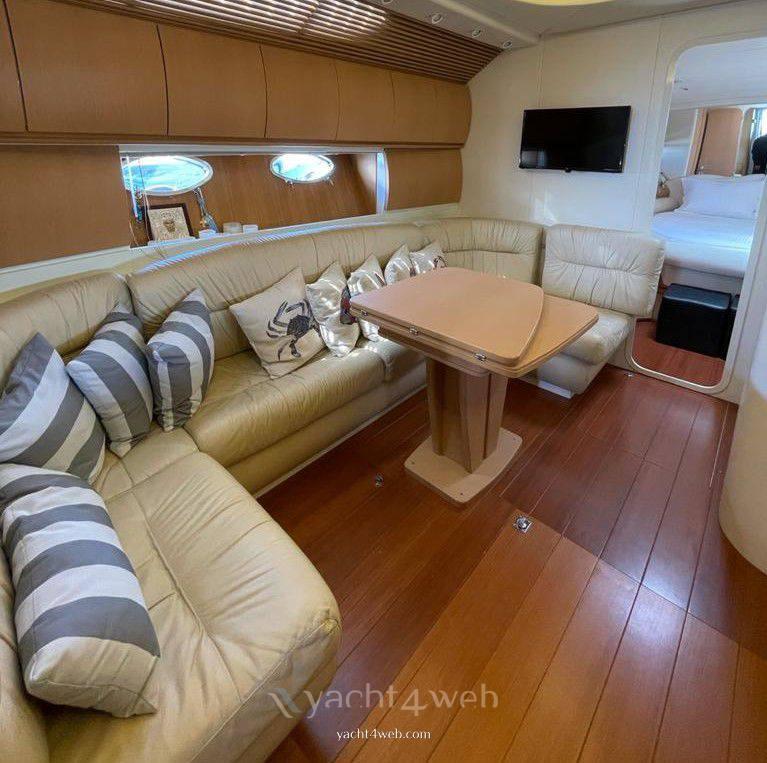 Pershing 60 barca a motore