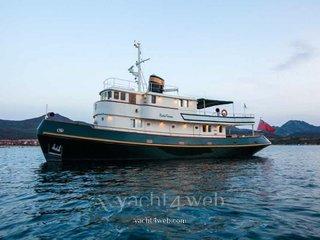 Solimano Tug yacht 78 - maria teresa