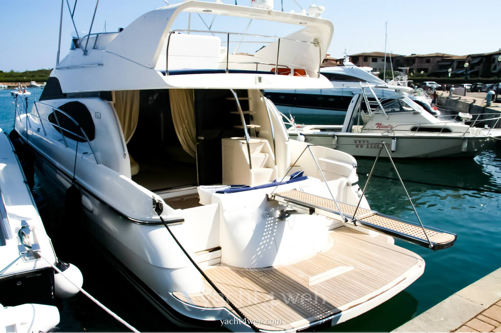 Admiral 153 rdesign Motor boat used for sale