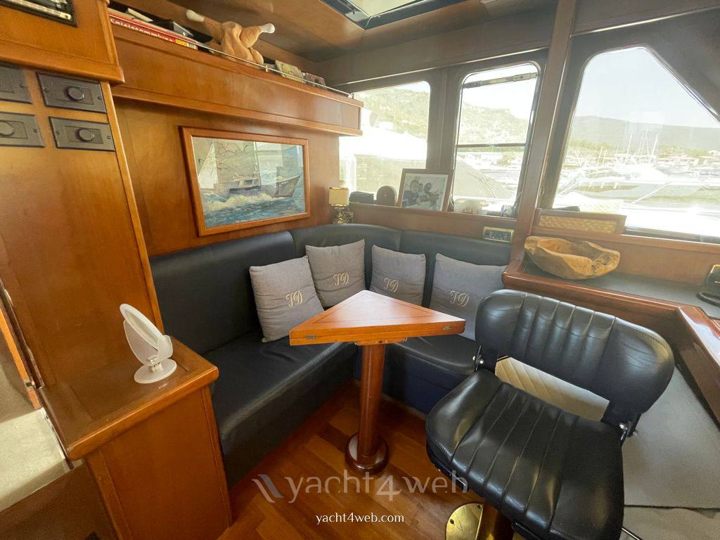 Benetti 60 sail division Motor boat used for sale