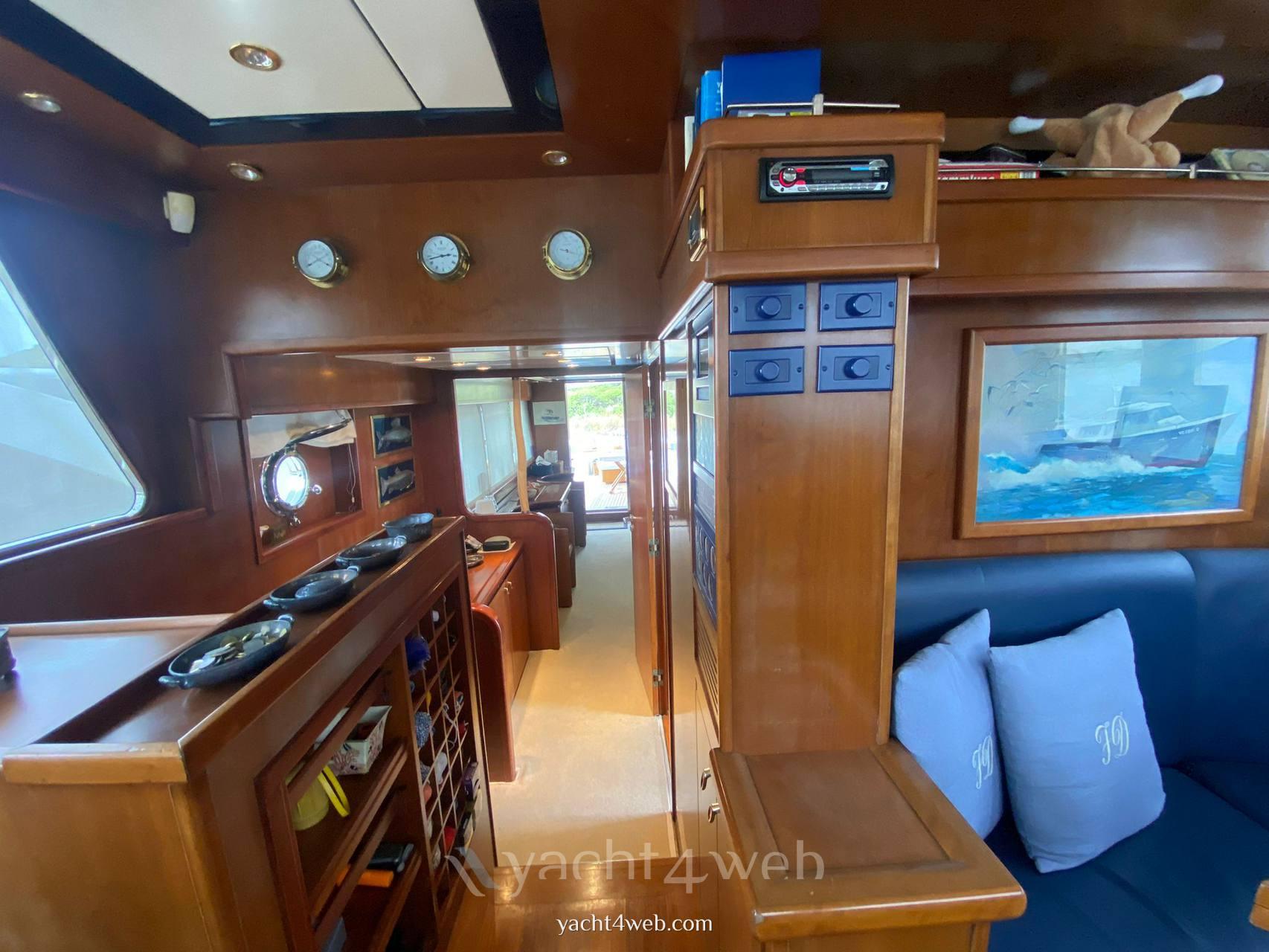 Benetti 60 sail division motor boat