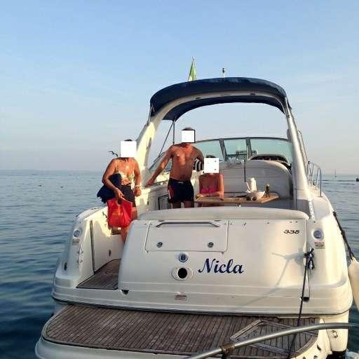 Sea ray Sea ray Sundancer 335